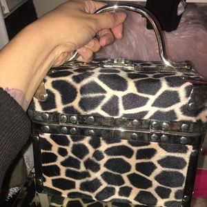 Vintage Comeco train purse